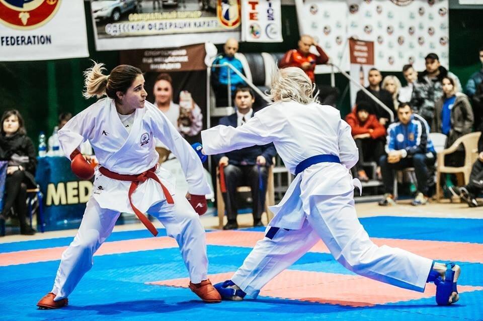 Лучшие из лучших: «Катана порт Черноморск» в составе Одесской области заняла 1 место на Чемпионате Украины по карате, фото-7