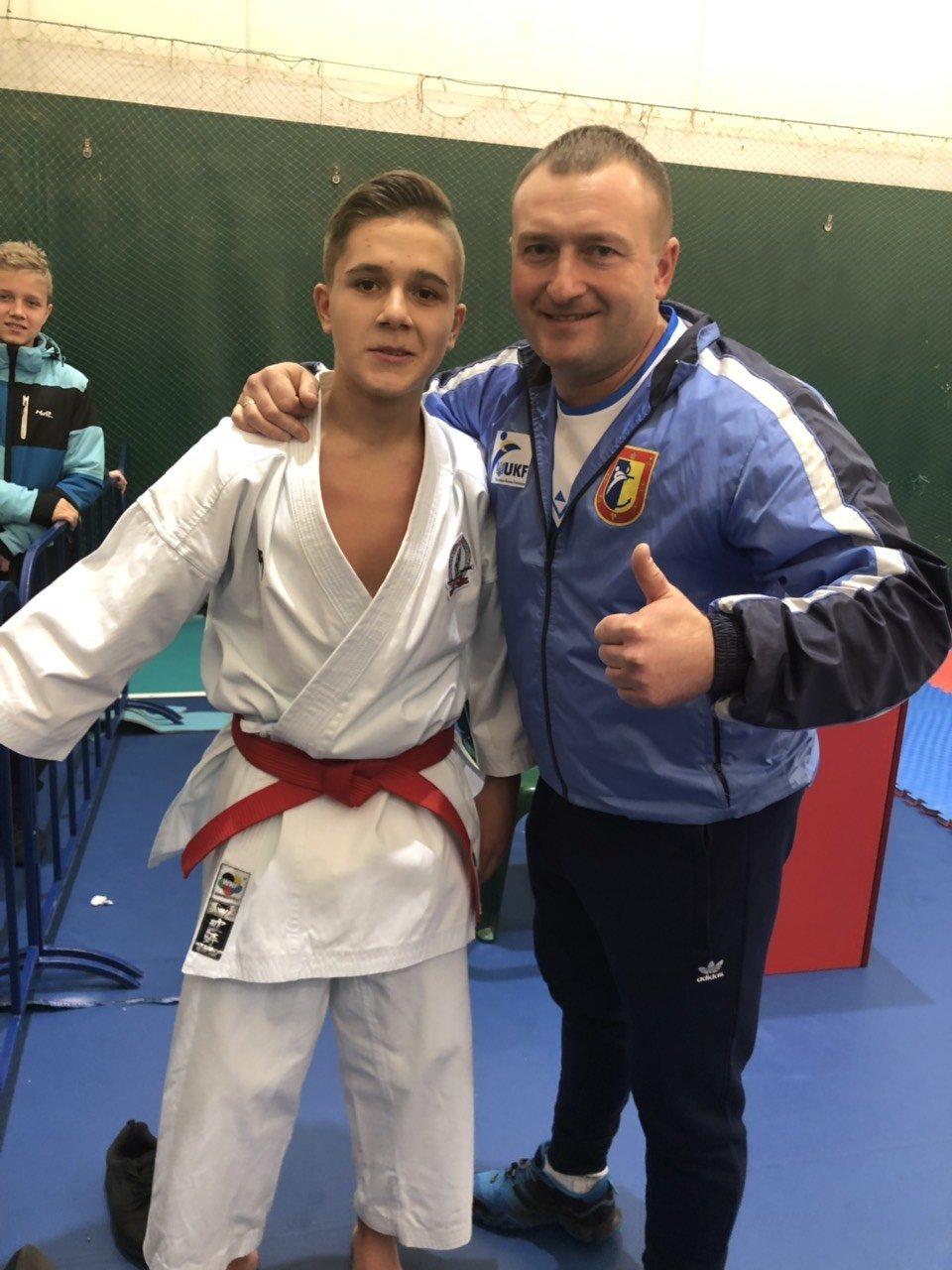 Лучшие из лучших: «Катана порт Черноморск» в составе Одесской области заняла 1 место на Чемпионате Украины по карате, фото-1