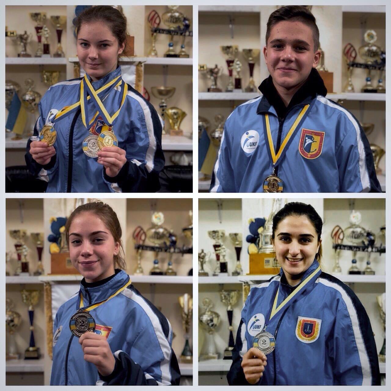 Лучшие из лучших: «Катана порт Черноморск» в составе Одесской области заняла 1 место на Чемпионате Украины по карате, фото-9