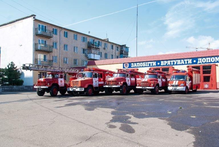 45 лет на огненном рубеже: у пожарно-спасательной части Черноморска – юбилей!, фото-13