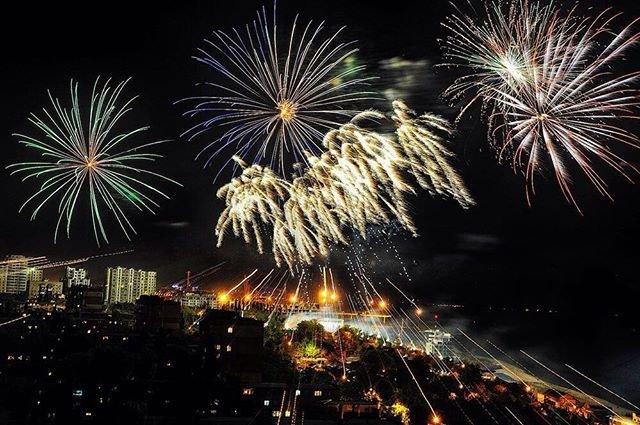 В преддверии Нового года: о фейерверках в Черноморске, фото-1