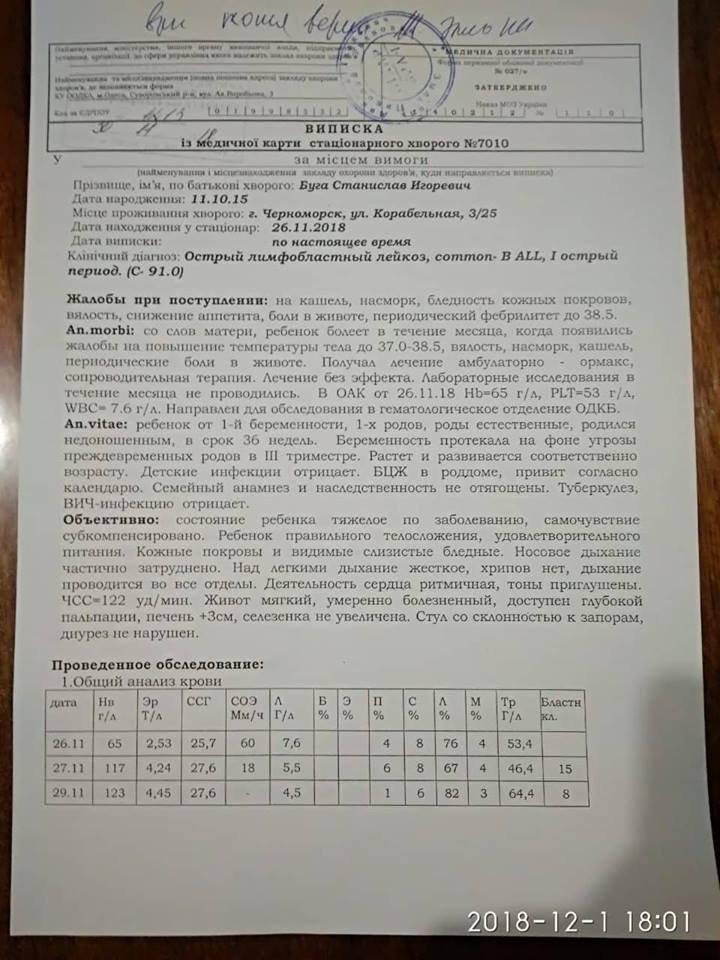 У маленького жителя Черноморска есть шанс выжить, фото-2
