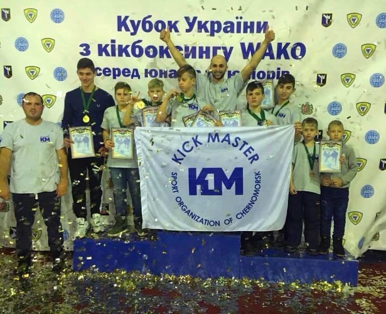 Золото, серебро и бронза: черноморские кикбоксеры привезли из Черновцов 10 медалей, фото-6
