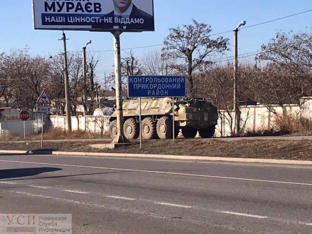 На въездах в Одессу появились военные с пулеметами и минометами , фото-2