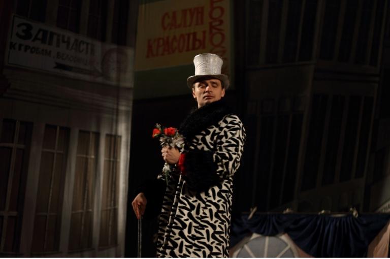 «За двумя зайцами»: в Черноморске покажут спектакль с участием Русланы Писанки, фото-2