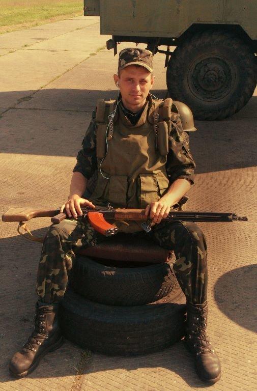 Мемориальные доски Черноморска: Виталий Шум, фото-3