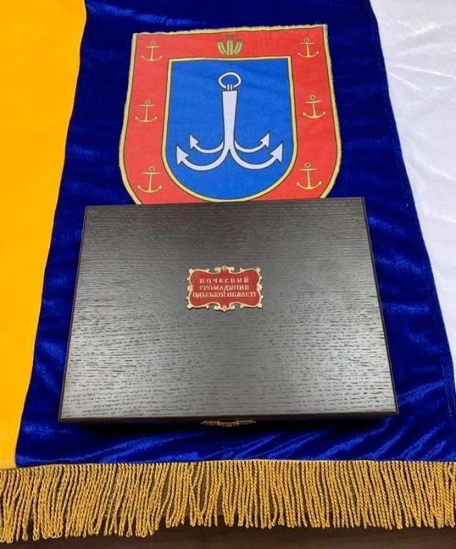 Почётный гражданин Черноморска, ветеран войны Александр Касьяненко стал Почётным гражданином Одесской области, фото-11
