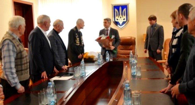 Почётный гражданин Черноморска, ветеран войны Александр Касьяненко стал Почётным гражданином Одесской области, фото-7
