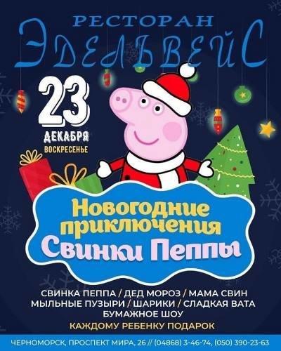 Новый год в Черноморске: программа праздников и событий на каждый день (+видео), фото-16