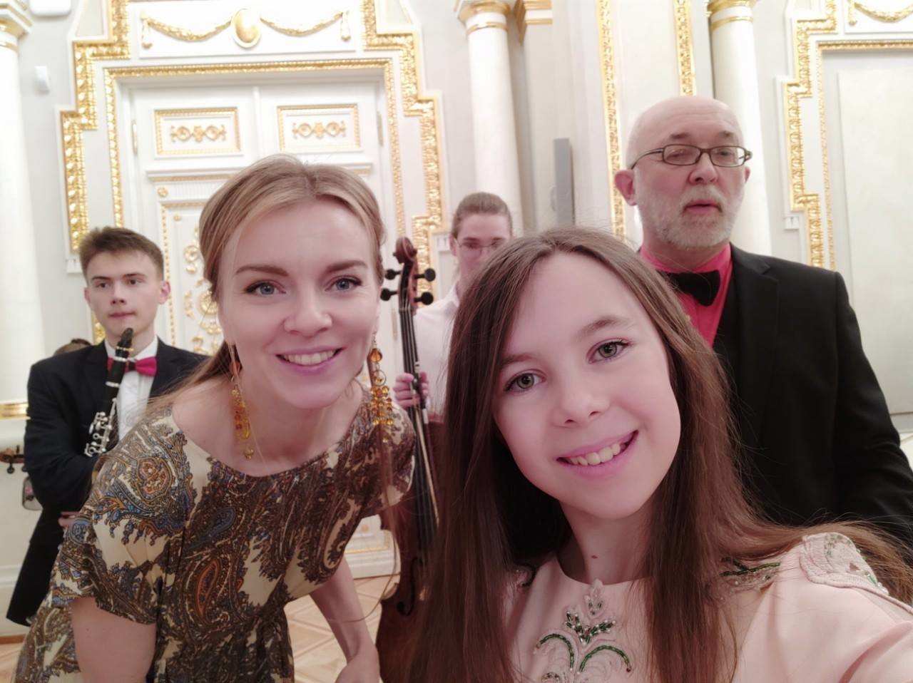 Талантливые дети Черноморска отметили День Святого Николая на президентской ёлке в Киеве, фото-4