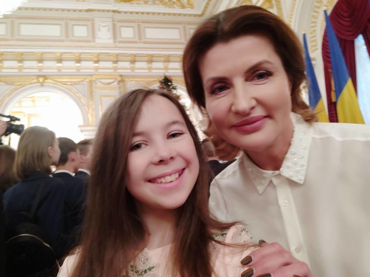 Талантливые дети Черноморска отметили День Святого Николая на президентской ёлке в Киеве, фото-8