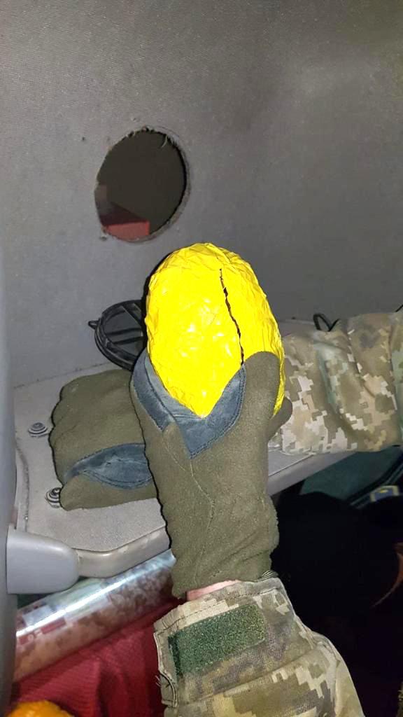В Черноморском Рыбном порту пограничники задержали контрабандиста , фото-2