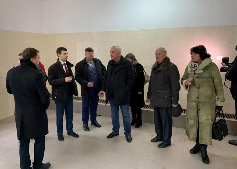 Третий, но не лишний: в Черноморске открыли новый бювет, фото-5