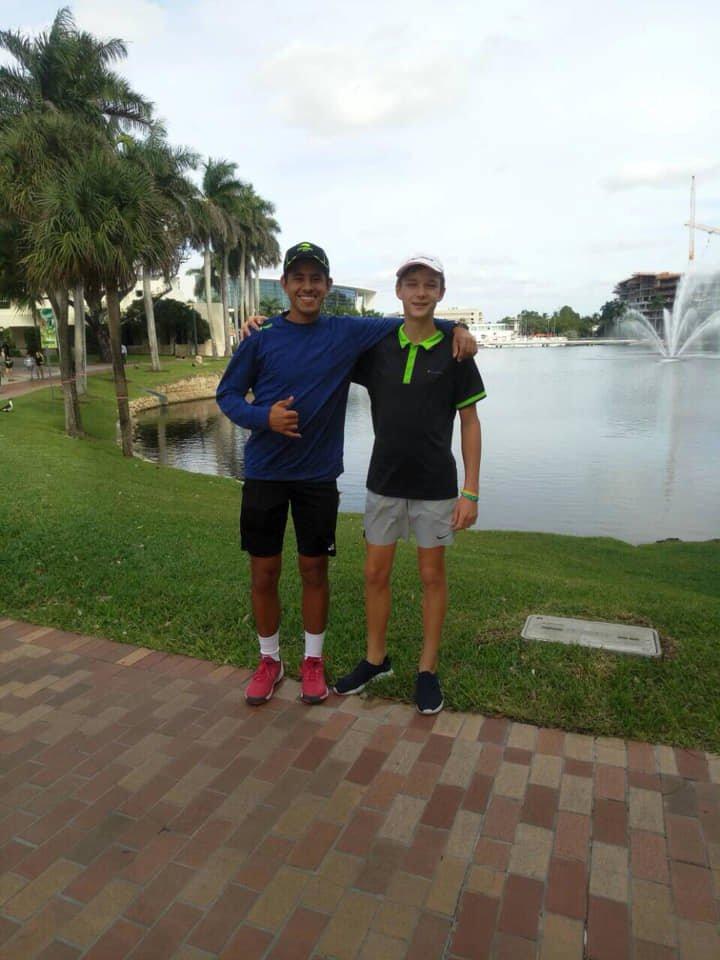 «Первой ракеткой Украины» среди юных спортсменов стал Александр Пономарь из черноморского «Elite tennis club» , фото-1