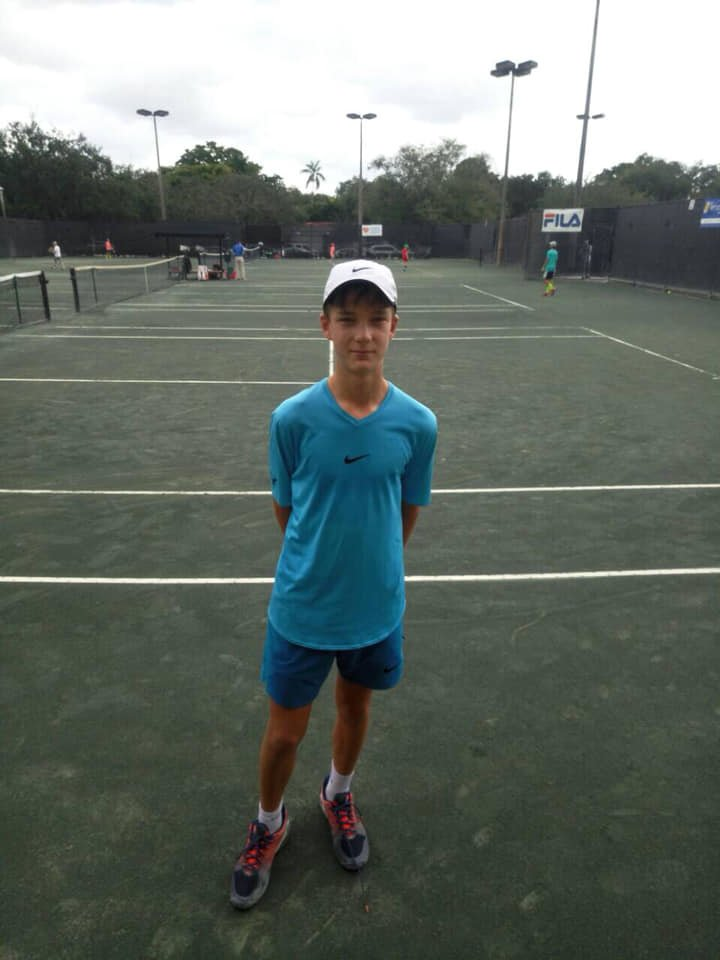 «Первой ракеткой Украины» среди юных спортсменов стал Александр Пономарь из черноморского «Elite tennis club» , фото-3