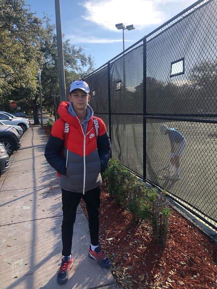 «Первой ракеткой Украины» среди юных спортсменов стал Александр Пономарь из черноморского «Elite tennis club» , фото-2