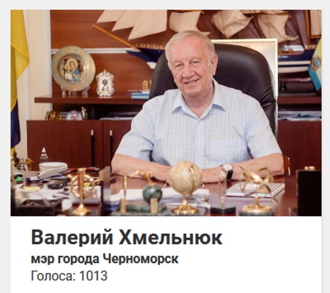 Итоги голосования: кто самый влиятельный человек в Черноморске, фото-4