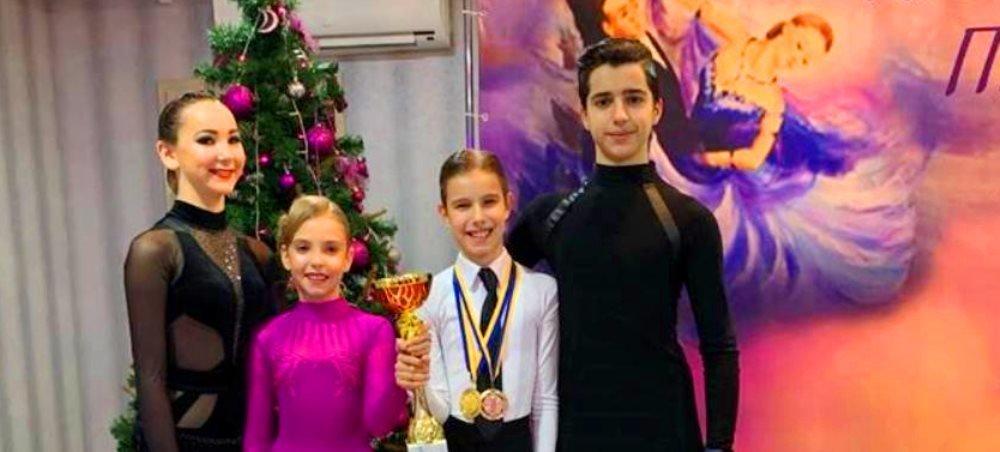 Танцоры черноморского «Созвездия» стали обладателями Кубка Южной Пальмиры , фото-3