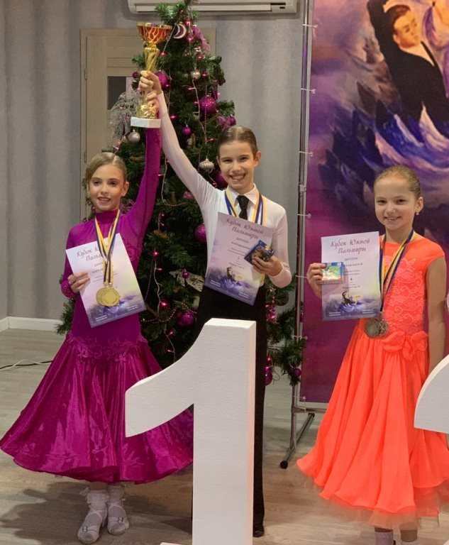 Танцоры черноморского «Созвездия» стали обладателями Кубка Южной Пальмиры , фото-6