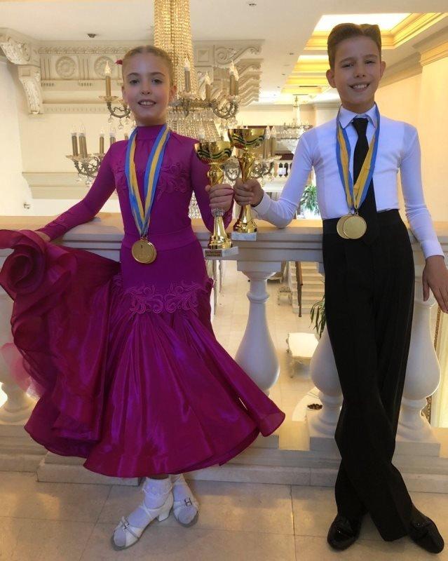 Танцоры черноморского «Созвездия» стали обладателями Кубка Южной Пальмиры , фото-1
