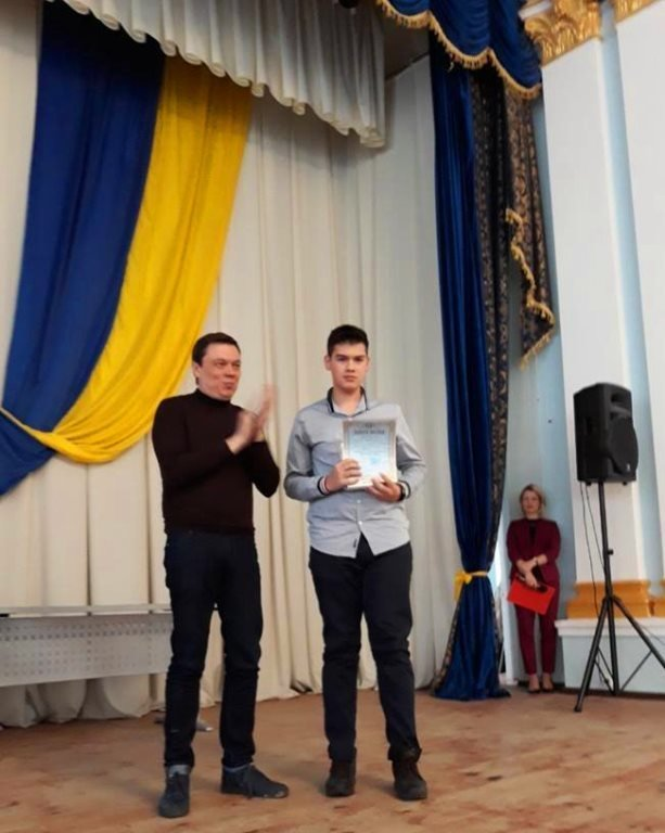 Черноморский «Гимназист года» стал победителем Всеукраинской Интернет-олимпиады по географии , фото-3