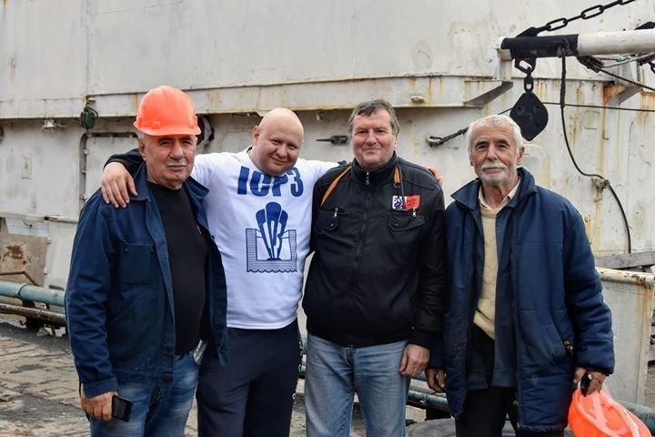 Олег Тягнизуб получил подтверждение из Лондона о рекорде, установленном в Черноморске , фото-4