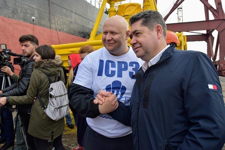 Олег Тягнизуб получил подтверждение из Лондона о рекорде, установленном в Черноморске , фото-7
