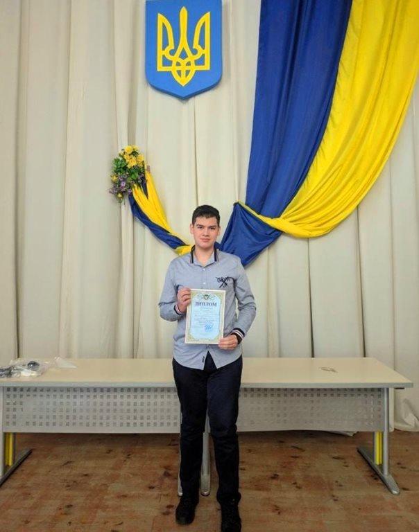Черноморский «Гимназист года» стал победителем Всеукраинской Интернет-олимпиады по географии , фото-2