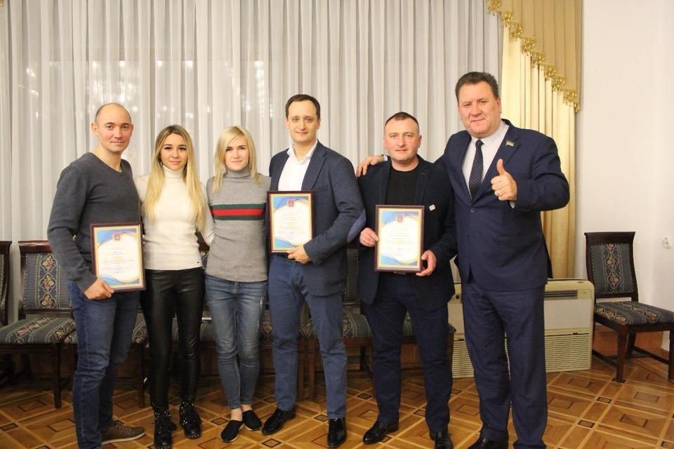Спортсмены из Черноморска признаны лучшими в Одесской области, фото-3