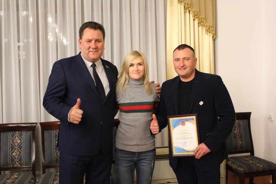 Спортсмены из Черноморска признаны лучшими в Одесской области, фото-2