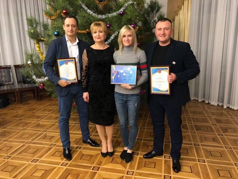 Спортсмены из Черноморска признаны лучшими в Одесской области, фото-1