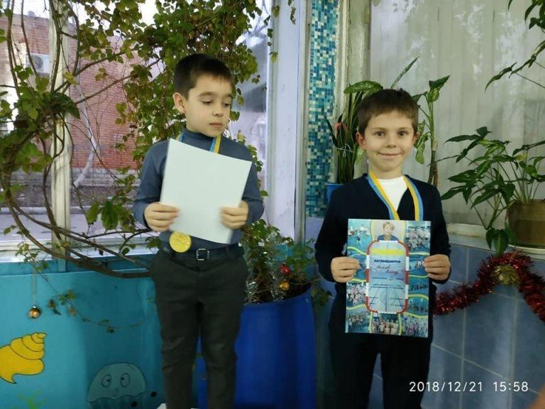 Накануне закрытия Дворца спорта «Юность» в Черноморске прошли новогодние старты, фото-3