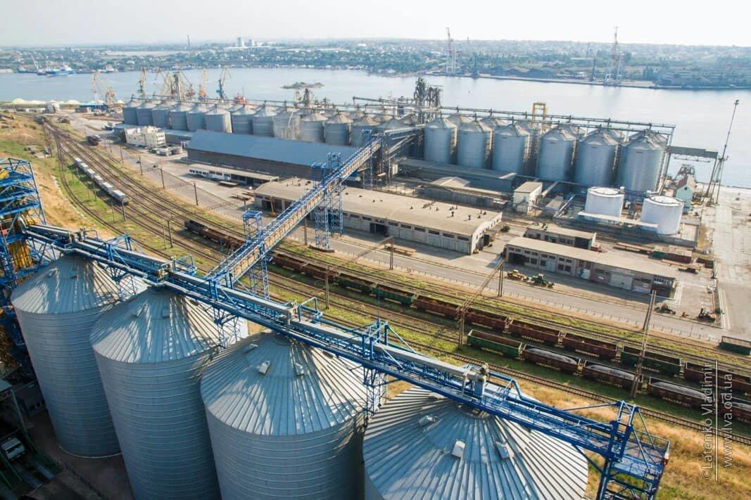 Черноморская компания «Трансбалктерминал» установила собственный исторический рекорд по грузообороту, фото-4