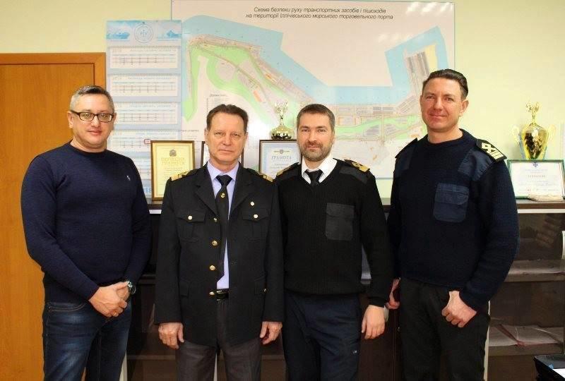 Службе морской безопасности порта «Черноморск» – 15 лет! , фото-3
