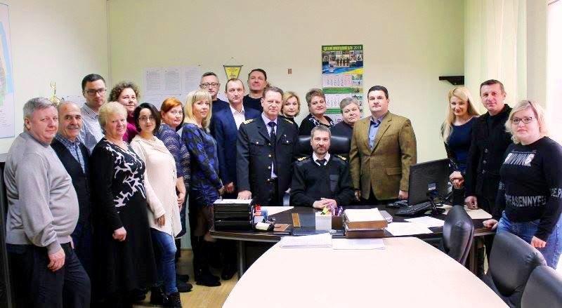 Службе морской безопасности порта «Черноморск» – 15 лет! , фото-5