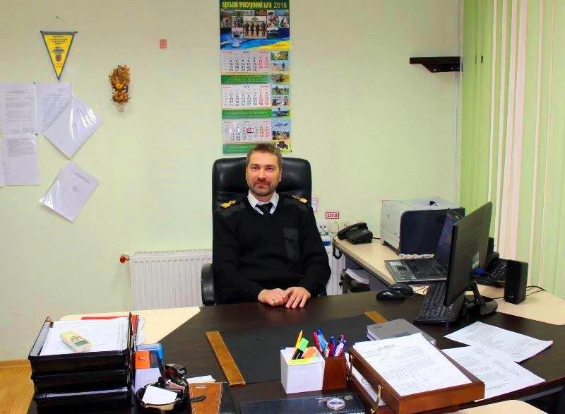 Службе морской безопасности порта «Черноморск» – 15 лет! , фото-2