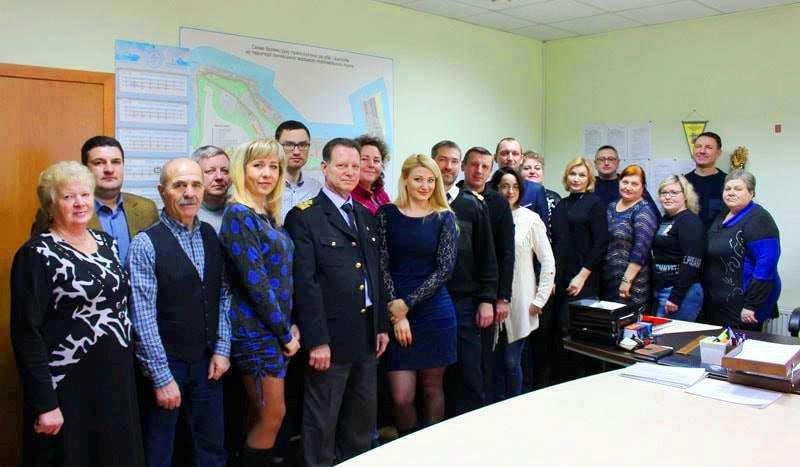 Службе морской безопасности порта «Черноморск» – 15 лет! , фото-1