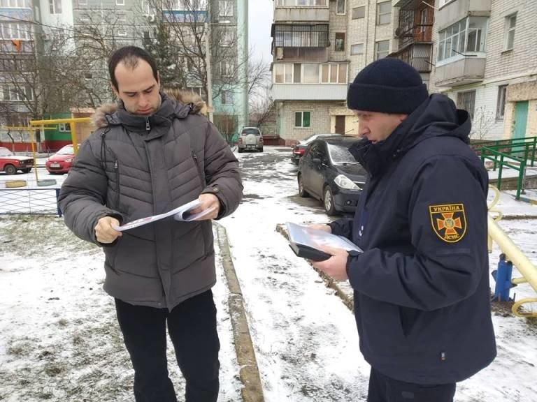 100 смертей от пожаров в январе: черноморские спасатели усиливают профилактическую рабооту, фото-1
