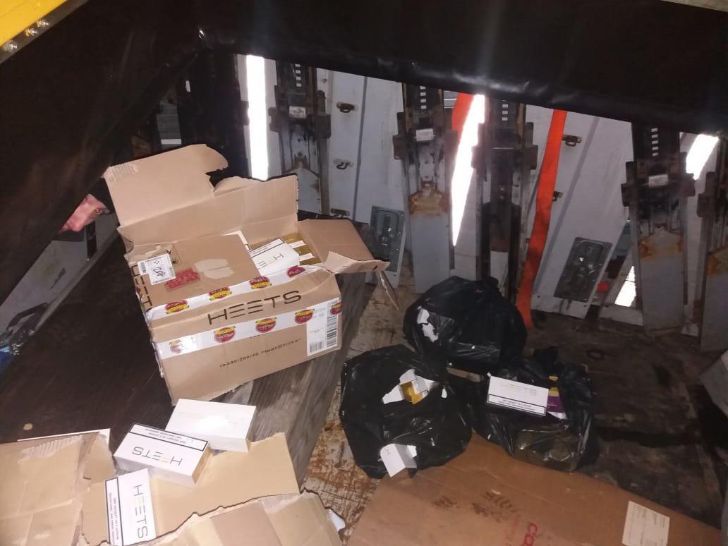 В Черноморском порту пограничники обнаружили контрабандные стики для курения IQOS, фото-2