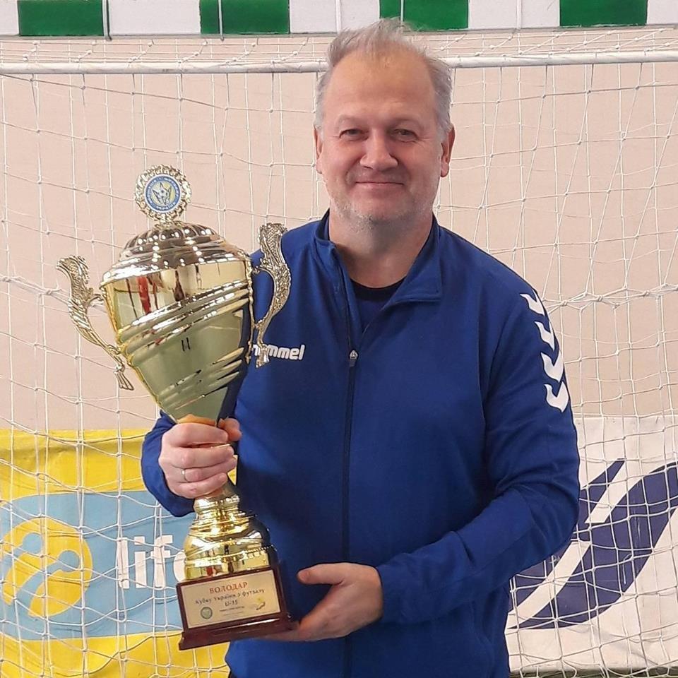 Команда ФСК «Ильичевец»  Черноморска стала обладателем Кубка Украины по футзалу , фото-1