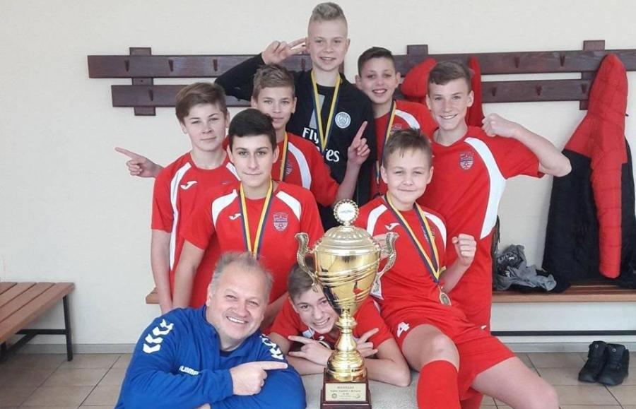 Команда ФСК «Ильичевец»  Черноморска стала обладателем Кубка Украины по футзалу , фото-3