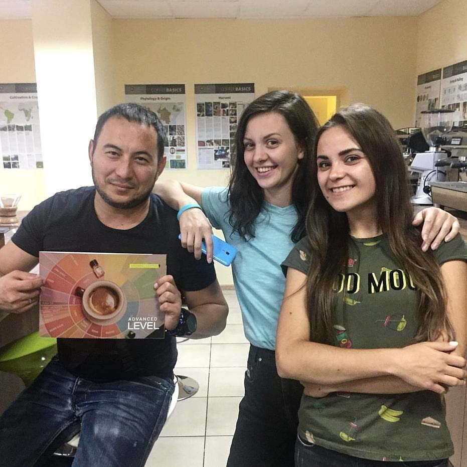 Чемпионка Украины по обжарке кофе из Черноморска готовится покорить Италию, фото-6