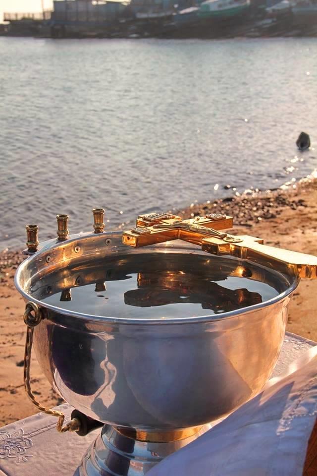 В Черноморске прошли крещенские купания, фото-4