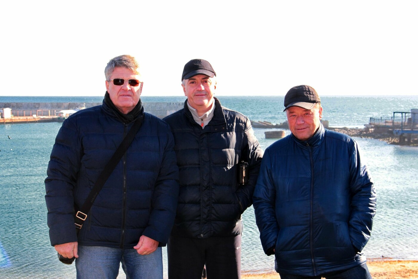 В Черноморске прошли крещенские купания, фото-2