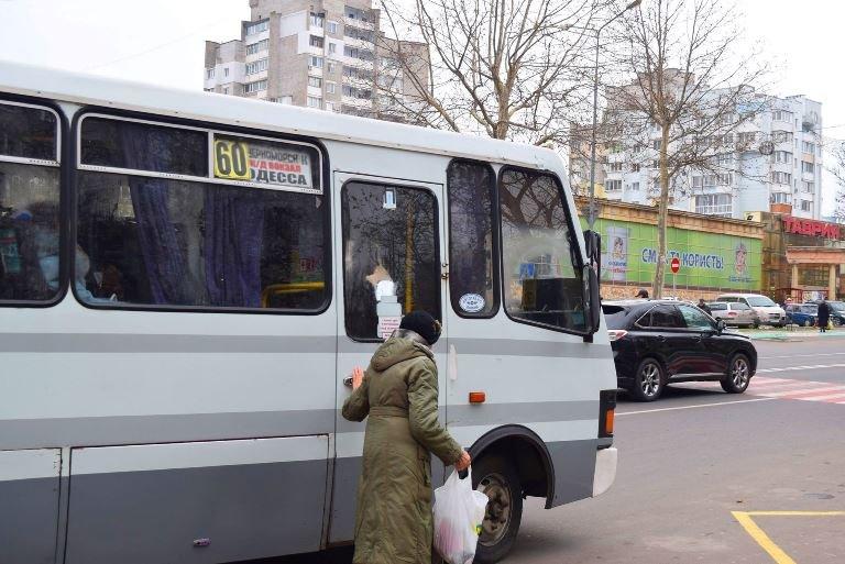 Как реагировать пенсионерам Черноморска на хамство водителей бесплатных рейсов? , фото-2
