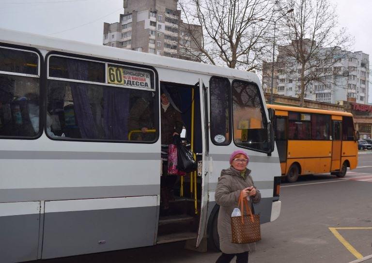 Как реагировать пенсионерам Черноморска на хамство водителей бесплатных рейсов? , фото-1
