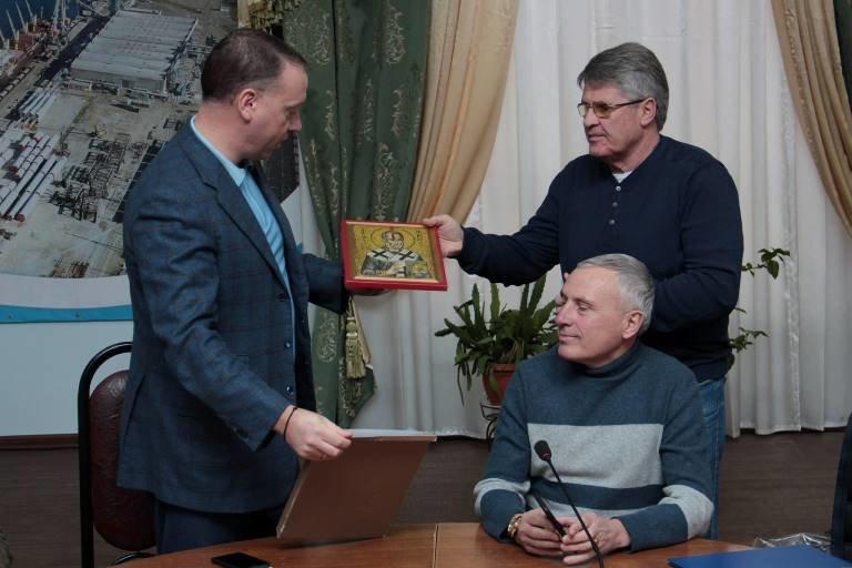 20 лет на посту руководителя крупнейшего профсоюза порта Черноморск , фото-1