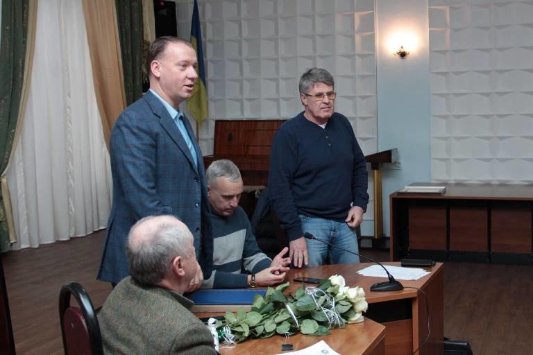 20 лет на посту руководителя крупнейшего профсоюза порта Черноморск , фото-2