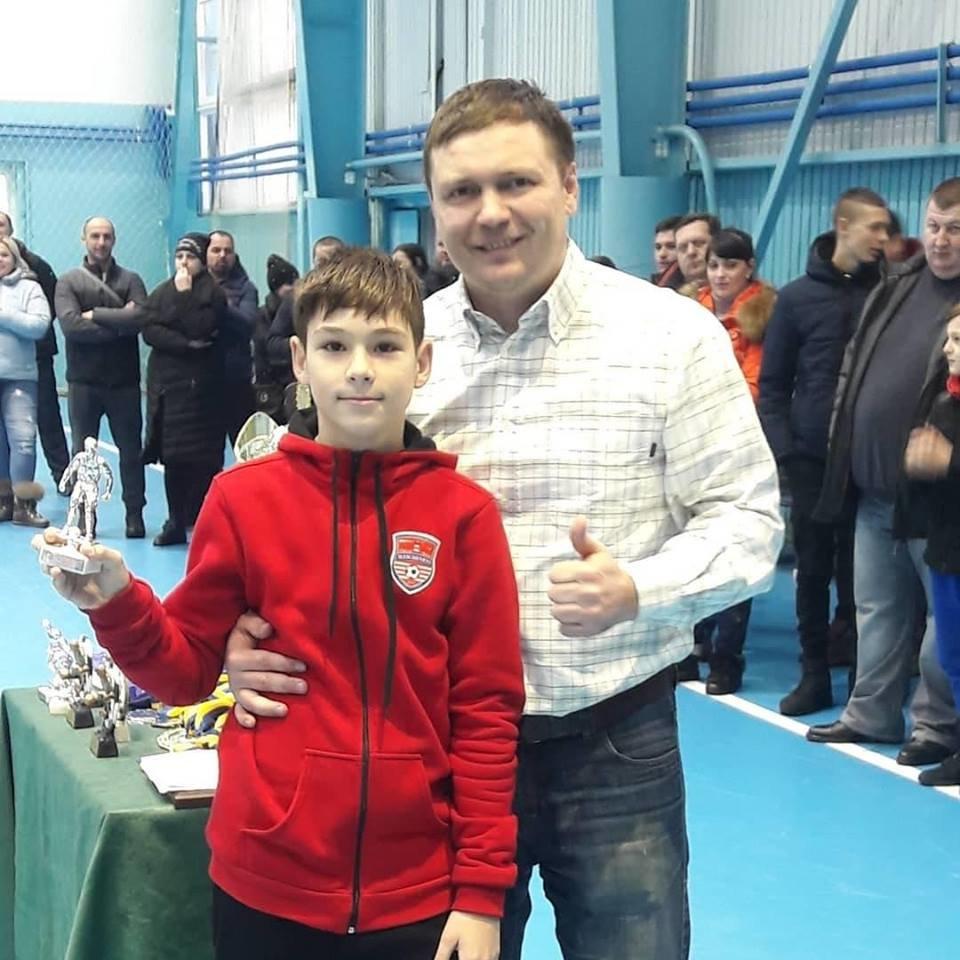 Черноморские футболисты привезли два кубка с Чемпионата Украины, фото-4