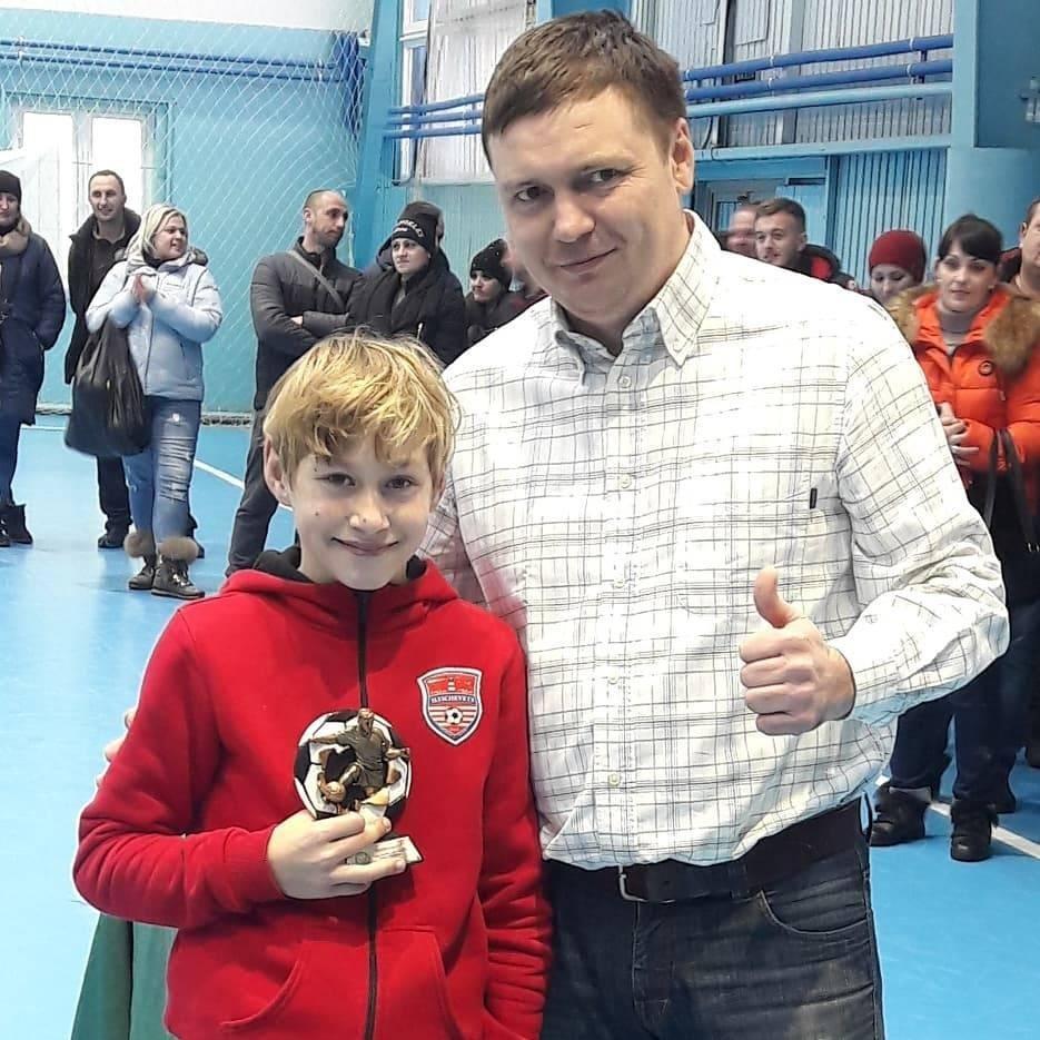 Черноморские футболисты привезли два кубка с Чемпионата Украины, фото-6